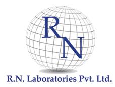 لوگو R.N labratorise